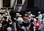 Image of Victory over Japan day Honolulu Hawaii, 1945, second 2 stock footage video 65675051645