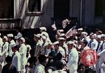 Image of Victory over Japan day Honolulu Hawaii, 1945, second 13 stock footage video 65675051645