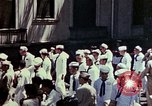 Image of Victory over Japan day Honolulu Hawaii, 1945, second 17 stock footage video 65675051645