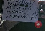 Image of Victory over Japan day Honolulu Hawaii USA, 1945, second 3 stock footage video 65675051651