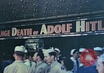 Image of Victory over Japan day Honolulu Hawaii USA, 1945, second 5 stock footage video 65675051651