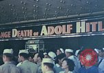 Image of Victory over Japan day Honolulu Hawaii USA, 1945, second 6 stock footage video 65675051651
