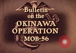 Image of United States Marine Corps Okinawa Ryukyu Islands, 1945, second 7 stock footage video 65675051652