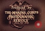 Image of United States Marine Corps Okinawa Ryukyu Islands, 1945, second 8 stock footage video 65675051652