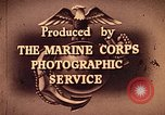 Image of United States Marine Corps Okinawa Ryukyu Islands, 1945, second 9 stock footage video 65675051652