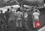Image of B-29 Super Fortress Saipan Marianas Islands, 1945, second 8 stock footage video 65675051693