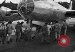 Image of B-29 Super Fortress Saipan Marianas Islands, 1945, second 12 stock footage video 65675051693