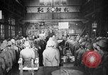 Image of Japanese workers in munitions factories Japan, 1943, second 12 stock footage video 65675051698
