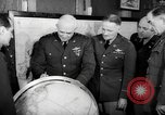 Image of United States Army Air Forces officials Washington DC USA, 1942, second 6 stock footage video 65675051702