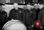 Image of United States Army Air Forces officials Washington DC USA, 1942, second 7 stock footage video 65675051702