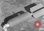 Image of Optimum mix of incendiary and frag bombs Florida United States USA, 1945, second 2 stock footage video 65675051713