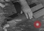Image of Optimum mix of incendiary and frag bombs Florida United States USA, 1945, second 5 stock footage video 65675051713