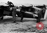 Image of Lafayette Escadrille France, 1917, second 8 stock footage video 65675051724