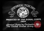 Image of Franklin D Roosevelt establishes CCC United States USA, 1933, second 7 stock footage video 65675051740