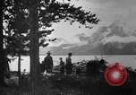 Image of CCC Yellowstone Wyoming, 1935, second 1 stock footage video 65675051744