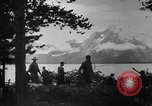 Image of CCC Yellowstone Wyoming, 1935, second 2 stock footage video 65675051744
