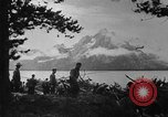 Image of CCC Yellowstone Wyoming USA, 1935, second 3 stock footage video 65675051744