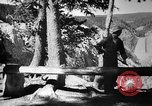 Image of CCC Yellowstone Wyoming, 1935, second 9 stock footage video 65675051744