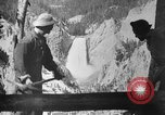 Image of CCC Yellowstone Wyoming, 1935, second 14 stock footage video 65675051744