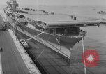 Image of aircraft carrier United States USA, 1943, second 5 stock footage video 65675051751