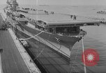Image of aircraft carrier United States USA, 1943, second 7 stock footage video 65675051751