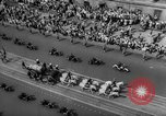 Image of Franklin D Roosevelt's funeral procession Washington DC USA, 1945, second 4 stock footage video 65675051765