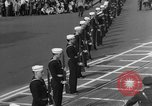 Image of Franklin D Roosevelt's funeral procession Washington DC USA, 1945, second 11 stock footage video 65675051765