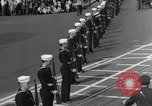 Image of Franklin D Roosevelt's funeral procession Washington DC USA, 1945, second 12 stock footage video 65675051765