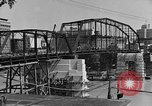 Image of Construction of Southside Bridge in Charleston West Virginia USA, 1937, second 11 stock footage video 65675051768