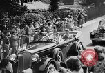 Image of Prime Minister Winston Churchill with Mackenzie King Quebec Canada, 1943, second 4 stock footage video 65675051789