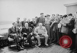 Image of President Roosevelt Quebec Canada, 1943, second 9 stock footage video 65675051793