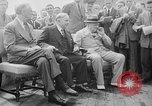Image of President Roosevelt Quebec Canada, 1943, second 20 stock footage video 65675051793