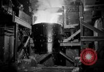 Image of steel workers Sheffield England, 1948, second 4 stock footage video 65675051807