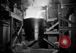 Image of steel workers Sheffield England, 1948, second 5 stock footage video 65675051807