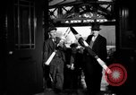 Image of workers Sheffield England, 1948, second 5 stock footage video 65675051808
