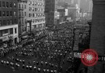 Image of Labor unions protest Taft-Hartley Act New York City United States USA, 1947, second 5 stock footage video 65675051810