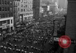 Image of Labor unions protest Taft-Hartley Act New York City United States USA, 1947, second 7 stock footage video 65675051810