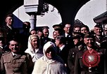 Image of General Patton Casablanca Morocco, 1942, second 3 stock footage video 65675051814