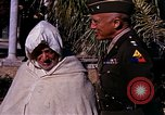 Image of General Patton Casablanca Morocco, 1942, second 6 stock footage video 65675051814
