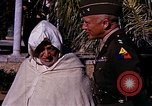 Image of General Patton Casablanca Morocco, 1942, second 7 stock footage video 65675051814