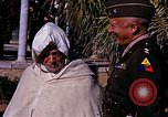 Image of General Patton Casablanca Morocco, 1942, second 9 stock footage video 65675051814