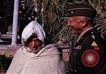 Image of General Patton Casablanca Morocco, 1942, second 10 stock footage video 65675051814