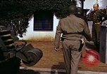 Image of General Patton Casablanca Morocco, 1942, second 7 stock footage video 65675051815