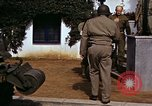 Image of General Patton Casablanca Morocco, 1942, second 8 stock footage video 65675051815