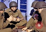 Image of American soldiers playing cards  Casablanca Morocco , 1942, second 6 stock footage video 65675051816