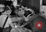 Image of men aboard LST English Channel, 1944, second 10 stock footage video 65675051819