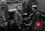 Image of American officers aboard LST English Channel, 1944, second 9 stock footage video 65675051821
