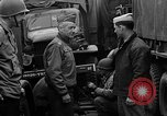 Image of American officers aboard LST English Channel, 1944, second 10 stock footage video 65675051821