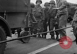 Image of American troops aboard LST English Channel, 1944, second 6 stock footage video 65675051822