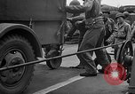 Image of American troops aboard LST English Channel, 1944, second 7 stock footage video 65675051822